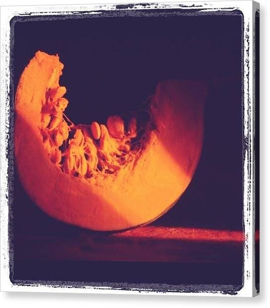 Pumpkins Canvas Print - Zucca by Ale Romiti 🇮🇹📷👣