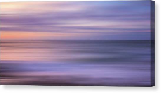 Lavendar Canvas Print -  Absence Of Sunlight V by Jon Glaser