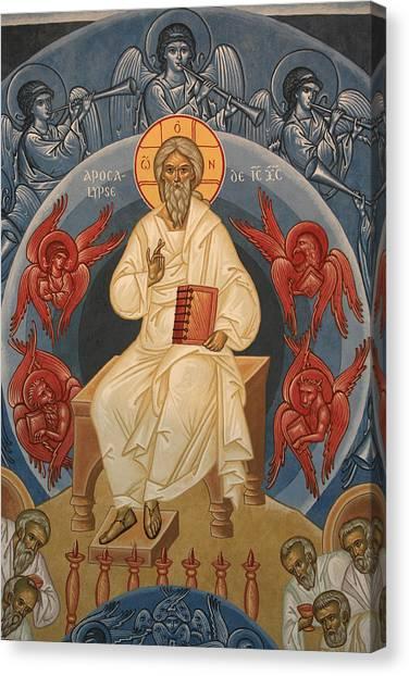 Orthodox Art Canvas Print -  Apocalypse  by Unknown