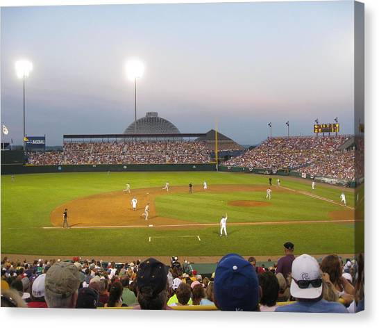 Final Rosenblatt Cws Canvas Print
