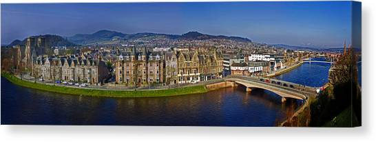Inverness Canvas Print