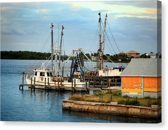 Matlacha Florida Canvas Print