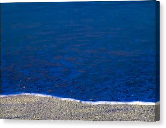 Surfline Canvas Print