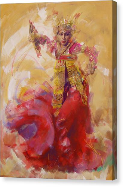 Submission Canvas Print - 013 Kazakhstan Culture by Maryam Mughal