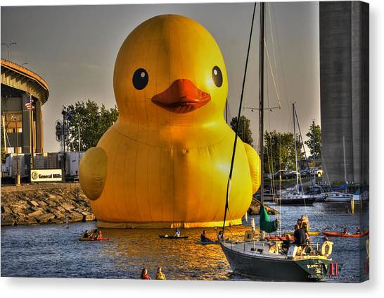 Rubber Duck Canvas Prints (Page #5 of 11) | Fine Art America
