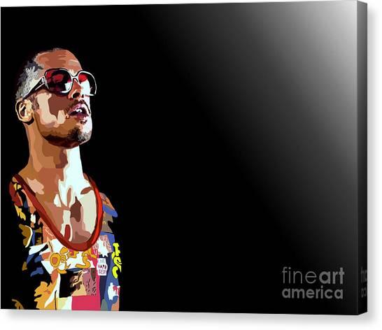 Tamify Canvas Print - 033. We by Tam Hazlewood