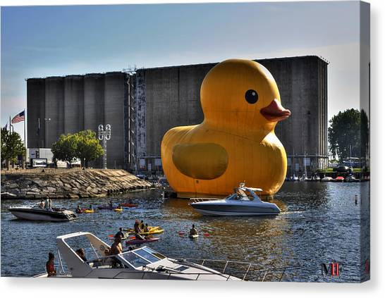 Rubber Duck Canvas Prints (Page #6 of 11) | Fine Art America