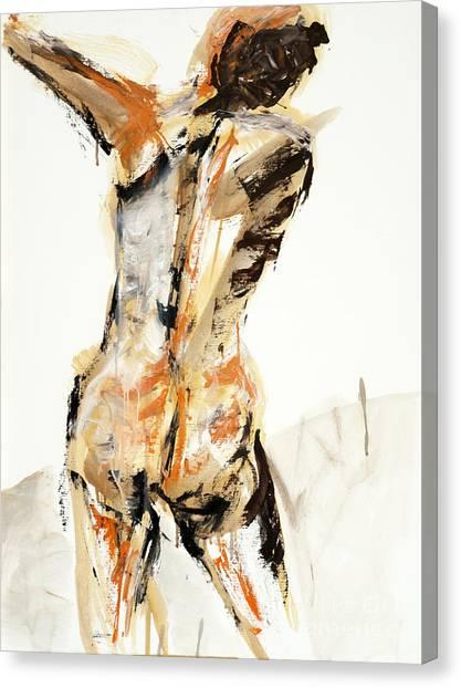 04936 Swinger Canvas Print