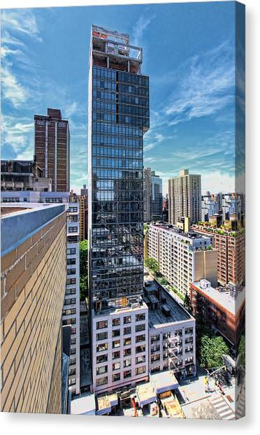 1355 1st Ave 5 Canvas Print