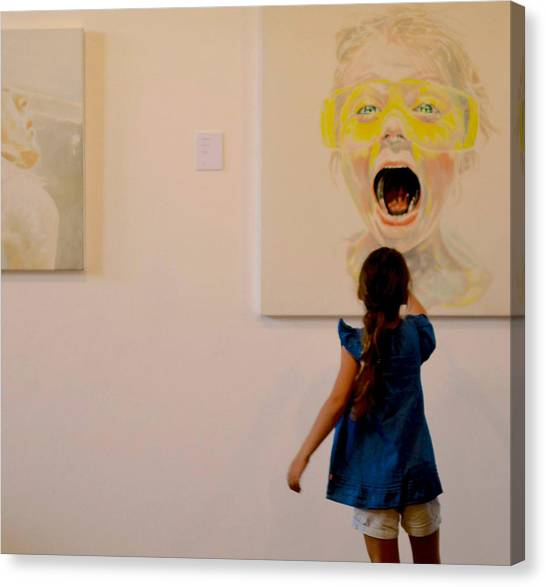 Ceramics Canvas Print - 1st Avenue Gallery by 1st Avenue Gallery