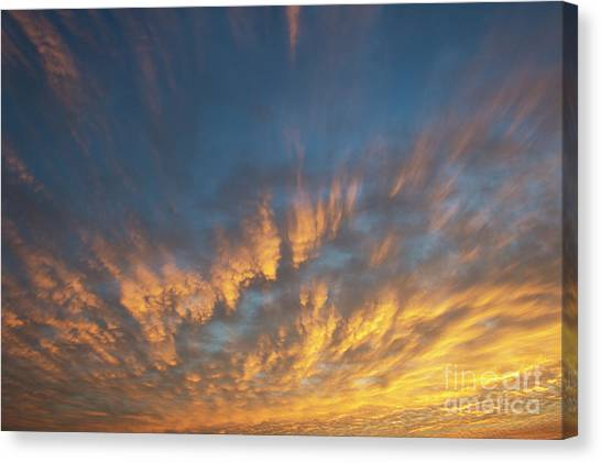 Etherial Canvas Print - A New Dawn by Tim Gainey