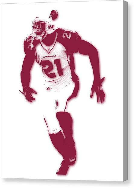 Arizona Cardinals Canvas Print - Arizona Cardinals Patrick Peterson by Joe Hamilton