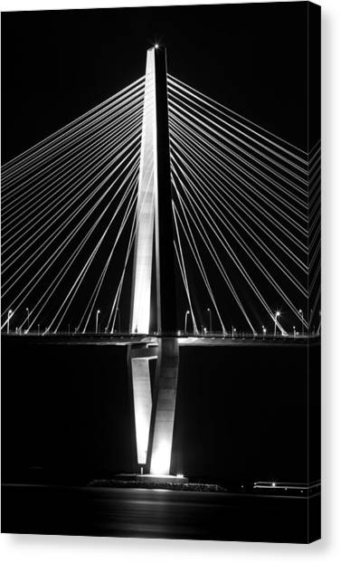 Arthur Ravenel Jr. Bridge  Canvas Print