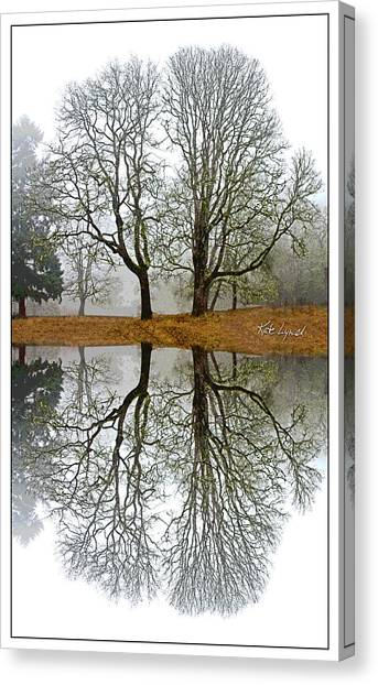 As Above So Below I Canvas Print