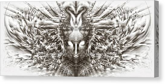 Ascended Grace Canvas Print