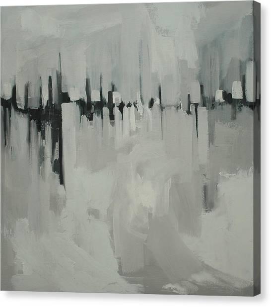 Atmospheric Pressure Canvas Print by Liz Maxfield