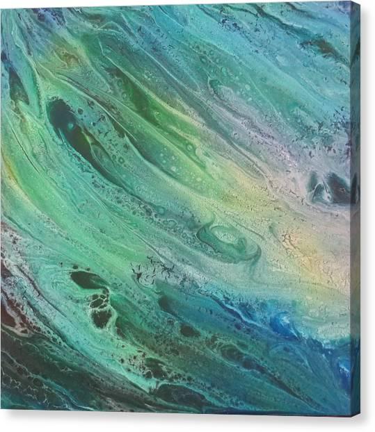 Exuberant Canvas Print