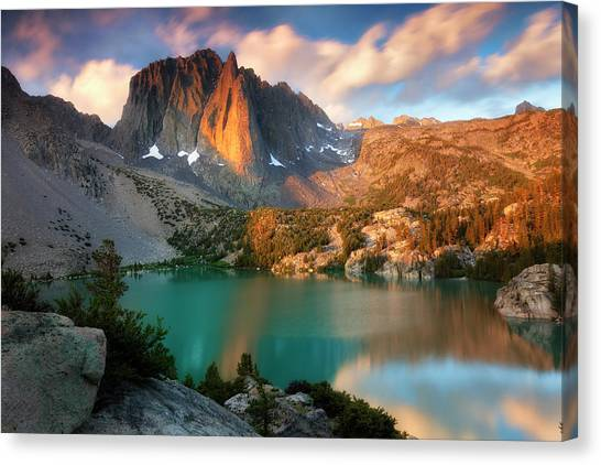 Backcountry Views Canvas Print