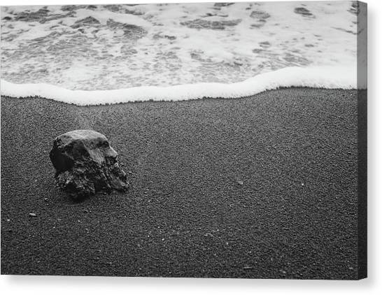Beachscape No. 32 Canvas Print