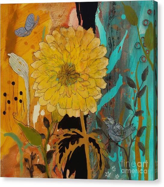 Big Yella Canvas Print
