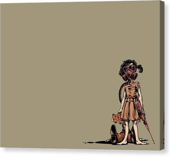 Bioshock Canvas Print - Bioshock by Maye Loeser
