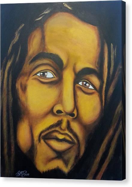 Bob Marley One Love Canvas Prints (Page #4 of 4) | Fine Art America