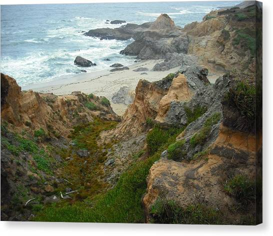 Bodega Bay Canvas Print
