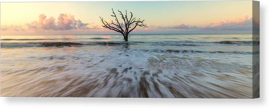 Botany Bay Morning Canvas Print