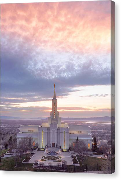 Bountiful  Canvas Print