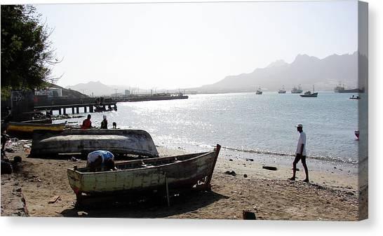 Cape Verde Canvas Print