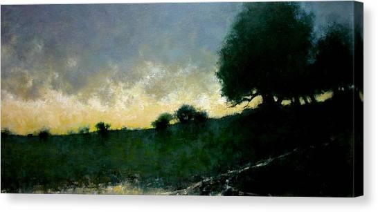 Canvas Print - Celestial Place #2 by Jim Gola