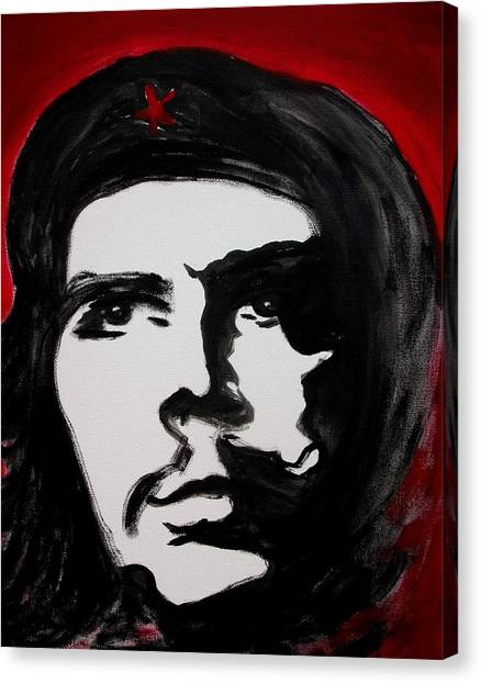 Che Canvas Print by Jean Billsdon