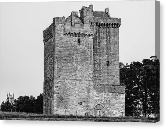 Clackmannan Tower Canvas Print