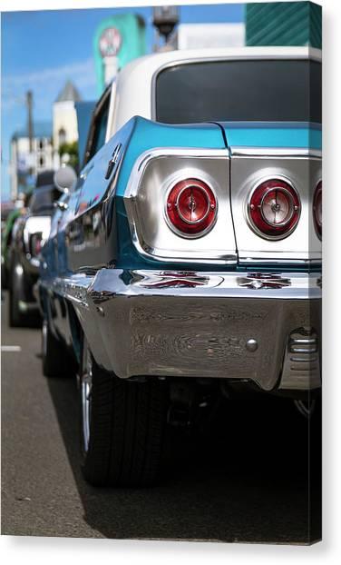 Seaside Oregon Canvas Prints Page Of Fine Art America - Seaside oregon car show