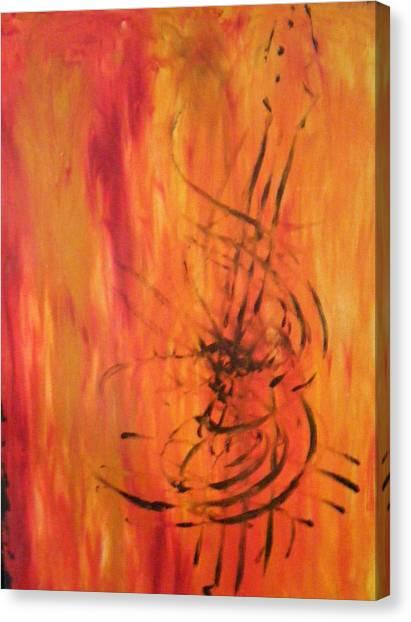 Classical  Canvas Print by Kim  Rahal