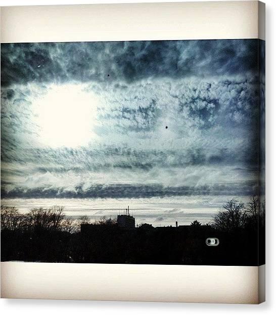 Jupiter Canvas Print - #cloud Bands Like #jupiter. Very by Viaruss Ut-Gella