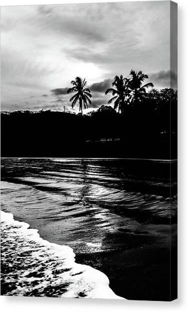 Coast Of Eden Canvas Print
