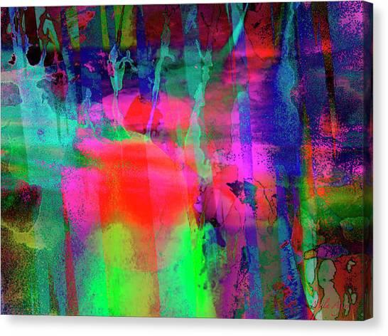 Canvas Print - Colour by Contemporary Art