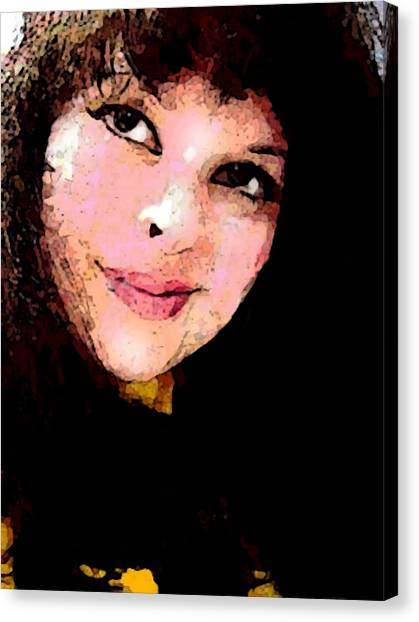 Commission Work Canvas Print by Mary Sonya  Conti