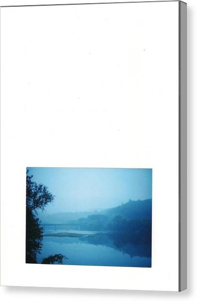 Connecticut River Canvas Print by Jashobeam Forest