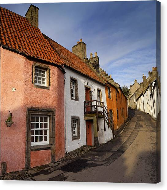 Culross Canvas Print