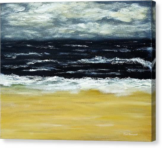 Dark Waters Canvas Print