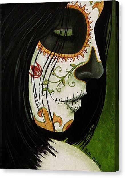 De Un Dia Para Otro Canvas Print
