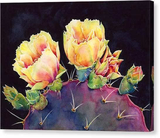 Desert Bloom 2 Canvas Print
