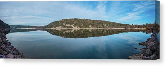 Devils Lake Canvas Print