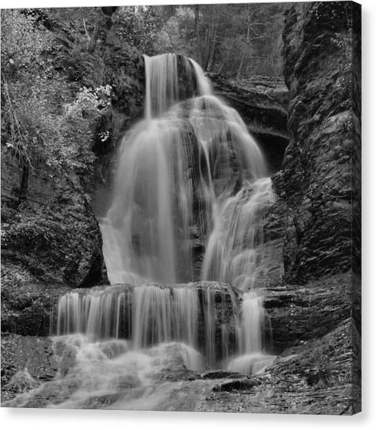 Dingmans Falls Photograph By Stephen Vecchiotti