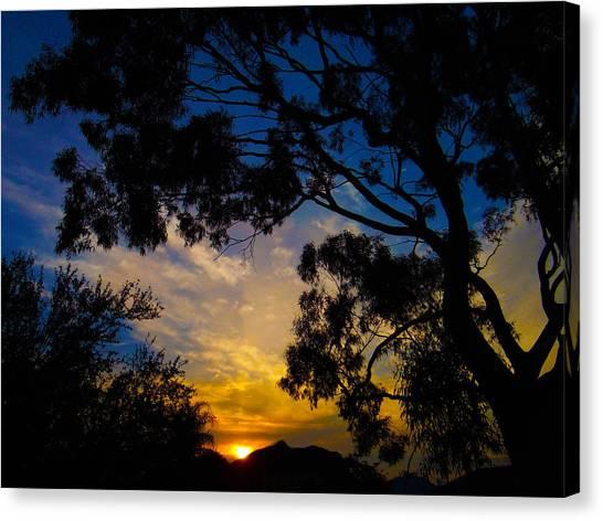 Dream Sunrise Canvas Print