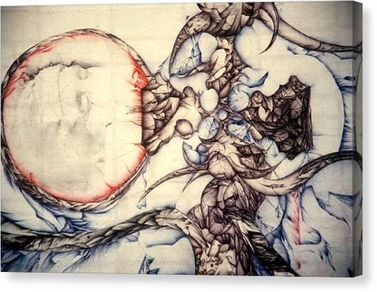 Dreams Of Long Ago Canvas Print
