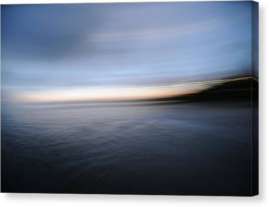 Dreamscape Canvas Print by Victor Rugg