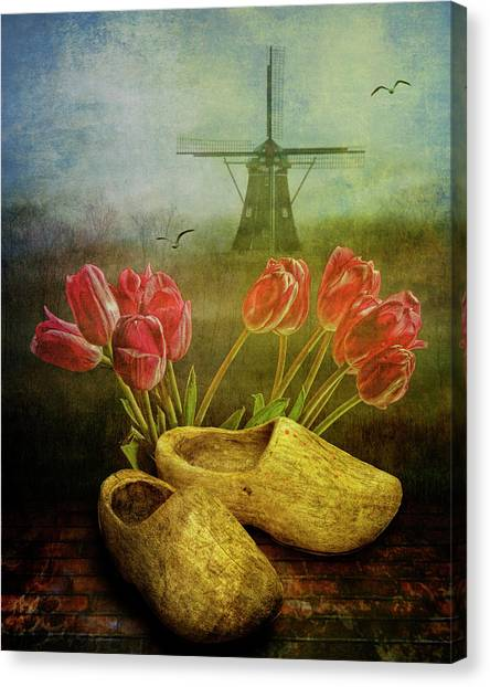 Dutch Heritage Canvas Print